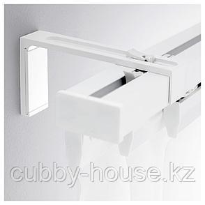 ВИДГА Стенной крепеж, белый, 12 см, фото 2