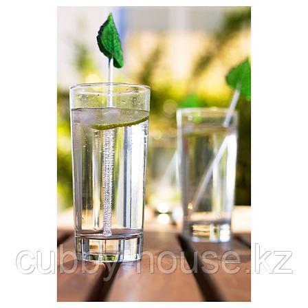 ГУДИС Стакан, прозрачное стекло, 40 сл, фото 2