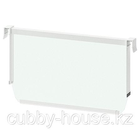 МАКСИМЕРА Разделить д/высокого ящика, белый, прозрачный, 80 см, фото 2
