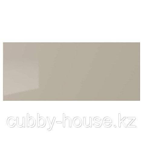 СЕЛЬСВИКЕН Фронтальная панель ящика, глянцевый белый, 60x26 см, фото 2