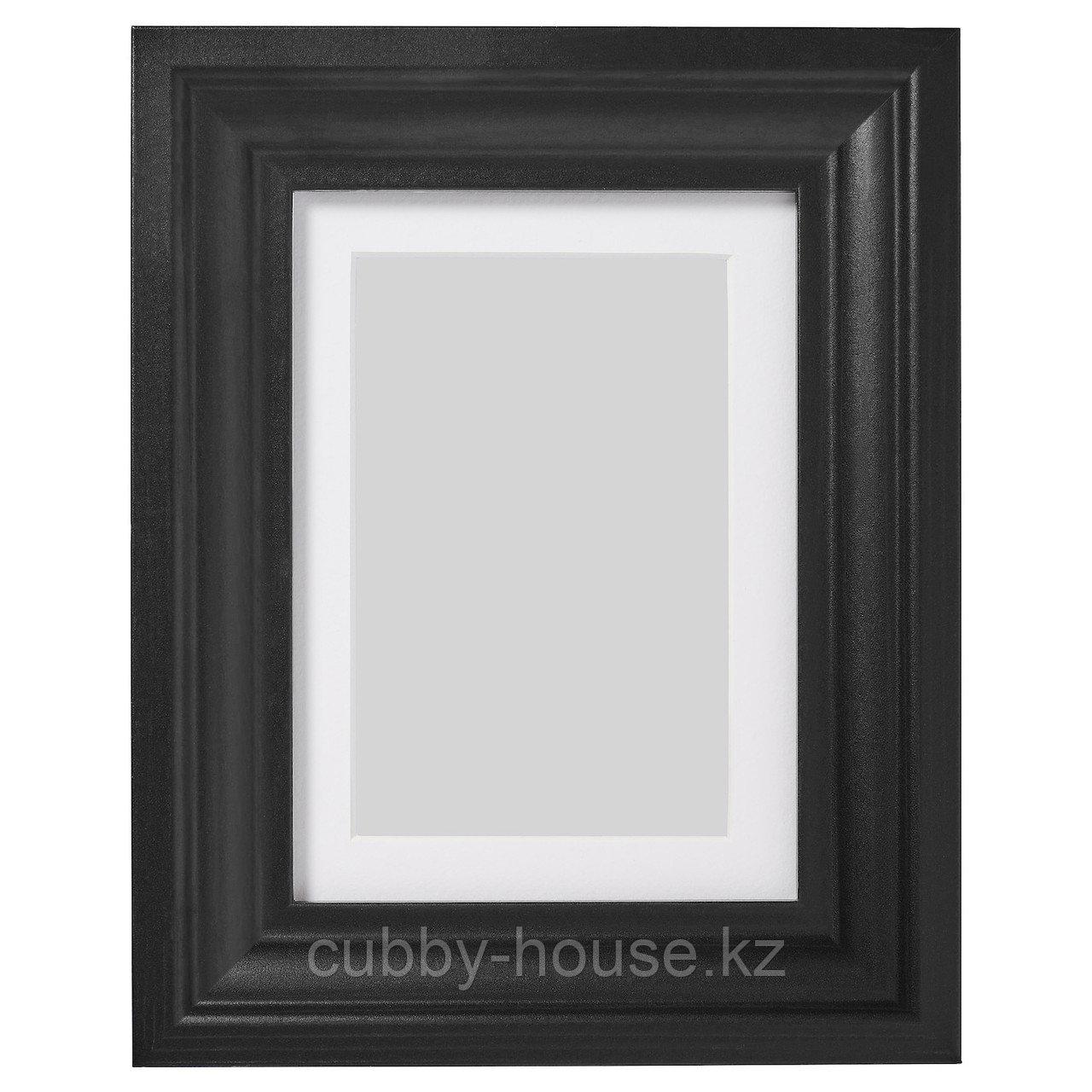 ЭДСБРУК Рама, черная морилка, 50x70 см