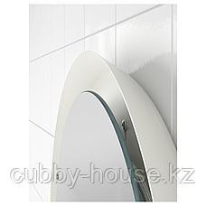 СТОРЙОРМ Зеркало с подсветкой, белый, 47 см, фото 2