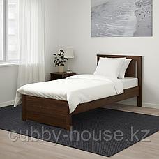 СОНГЕСАНД Каркас кровати, белый, Лонсет, 90x200 см, фото 3