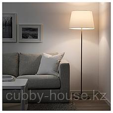 СКАФТЕТ Основание напольн светильн, никелированный, фото 3
