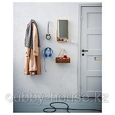 ИКОРННЕС Зеркало настольное, ясень, 27x40 см, фото 3