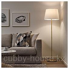 СКАФТЕТ Основание напольн светильн, желтая медь, фото 3