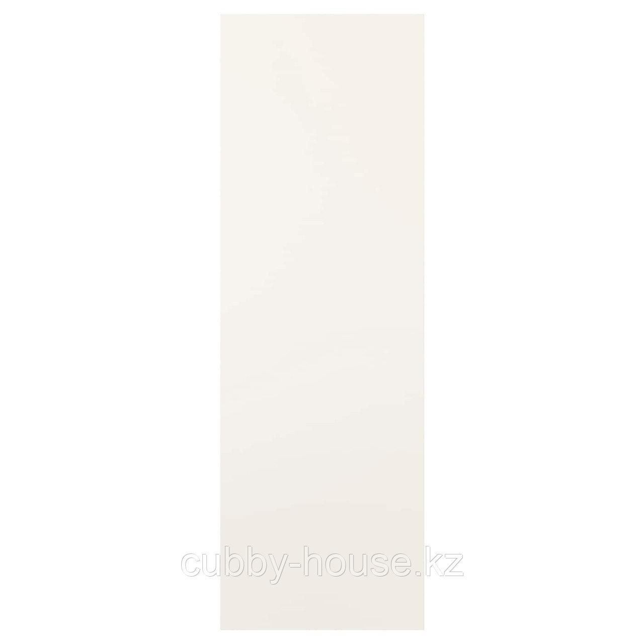 ФОННЕС Дверь, белый, 40x180 см