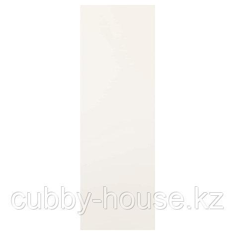 ФОННЕС Дверь, белый, 40x180 см, фото 2