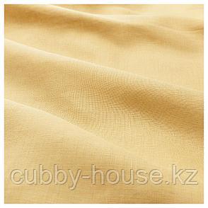 ПУДЕРВИВА Наволочка, светло-желтый, 50x70 см, фото 2