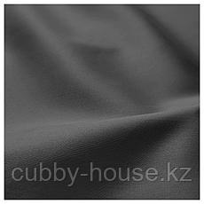 НАТТЭСМИН Наволочка, темно-серый, 50x70 см, фото 2