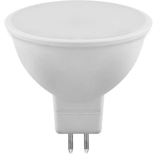 Лампа светодиодная  7W 4000K 230V GU5.3 MR16