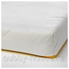 УНДЕРЛИГ Матрас для детской кровати, белый, 70x160 см, фото 3