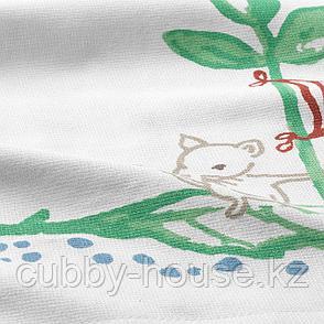 РЁДХАКЕ Полотенце, плывущий мышонок, 30x30 см, фото 2