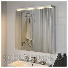 ГОДМОРГОН Светодиодная подсветка шкафа/стены, белый, 100 см, фото 3