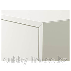 ЭКЕТ Комбинация настенных шкафов, белый, 80x35x210 см, фото 2