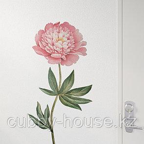 КИННАРЕД Декоративные наклейки, Розовый пион, 116 см, фото 2