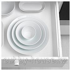 ИКЕА/365+ Миска, с прямыми стенками белый, 28 см, фото 2