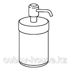 ВОКСНАН Дозатор для жидкого мыла, под хром, фото 2
