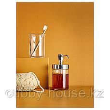 ВОКСНАН Дозатор для жидкого мыла, под хром, фото 3