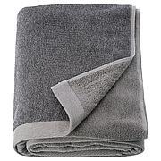 ХИМЛЕОН Полотенце, темно-серый, меланж, 50x100 см