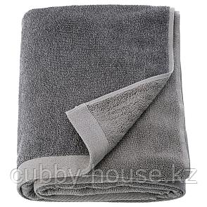 ХИМЛЕОН Полотенце, темно-серый, меланж, 50x100 см, фото 2