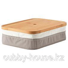 РАБЛА Коробка с отделениями, 25x35x10 см, фото 2