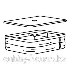 РАБЛА Коробка с отделениями, 25x35x10 см, фото 3