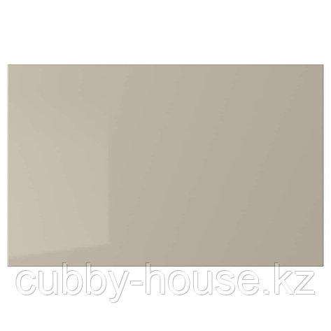 СЕЛЬСВИКЕН Дверь/фронтальная панель ящика, глянцевый темный красно-коричневый, 60x38 см, фото 2