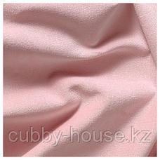 САНЕЛА Затемняющие гардины, 1 пара, светло-розовый, 140x300 см, фото 2