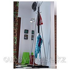 ЧУСИГ Вешалка, черный, 193 см, фото 3