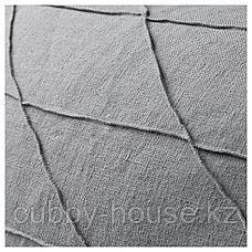 ХАРЁРТ Подушка, серый, 40x65 см, фото 3