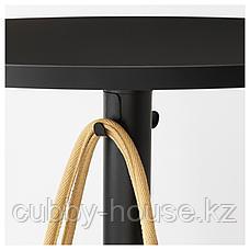 СТЕНСЕЛЕ Барный стол, антрацит, антрацит, 70 см, фото 3