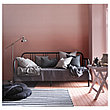 ФИРЕСДАЛЬ Каркас кровати-кушетки, черный, 80x200 см, фото 4