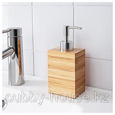 ДРАГАН Дозатор для жидкого мыла, бамбук, фото 3