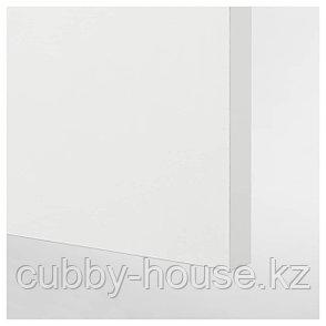 КНОКСХУЛЬТ Навесной шкаф с дверями, белый, 120x75 см, фото 2