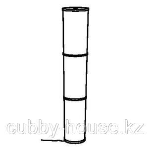 ВИДЬЯ Светильник напольный, белый, 138 см, фото 2