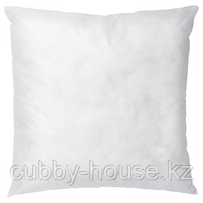 ИННЕР Подушка, белый, 50x50 см, фото 2