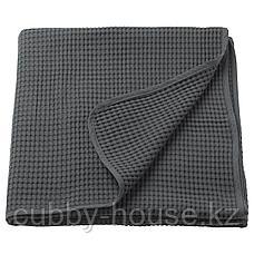 ВОРЕЛЬД Покрывало, темно-серый, 230x250 см, фото 2
