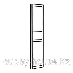 ФЛИСБЕРГЕТ Дверь, антрацит, 50x229 см, фото 2