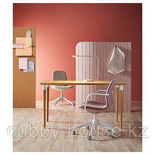 ХИЛВЕР Стол, бамбук, 140x65 см, фото 2