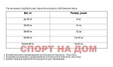 Перчатки боксерские Hayabusa (кожа) 12,14 OZ, фото 3