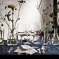 СТОРСИНТ Бокал для красного вина, прозрачное стекло, 68 сл, фото 3