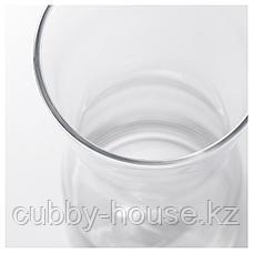 ТИДВАТТЕН Ваза, прозрачное стекло, 30 см, фото 3