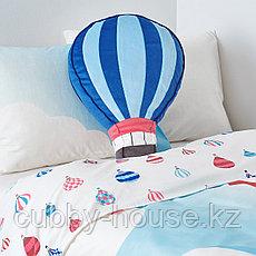 УППТОГ Подушка, синий, 49x36 см, фото 3