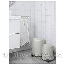 СНЭПП Ведро с откидной крышкой, белый, 12 л, фото 3