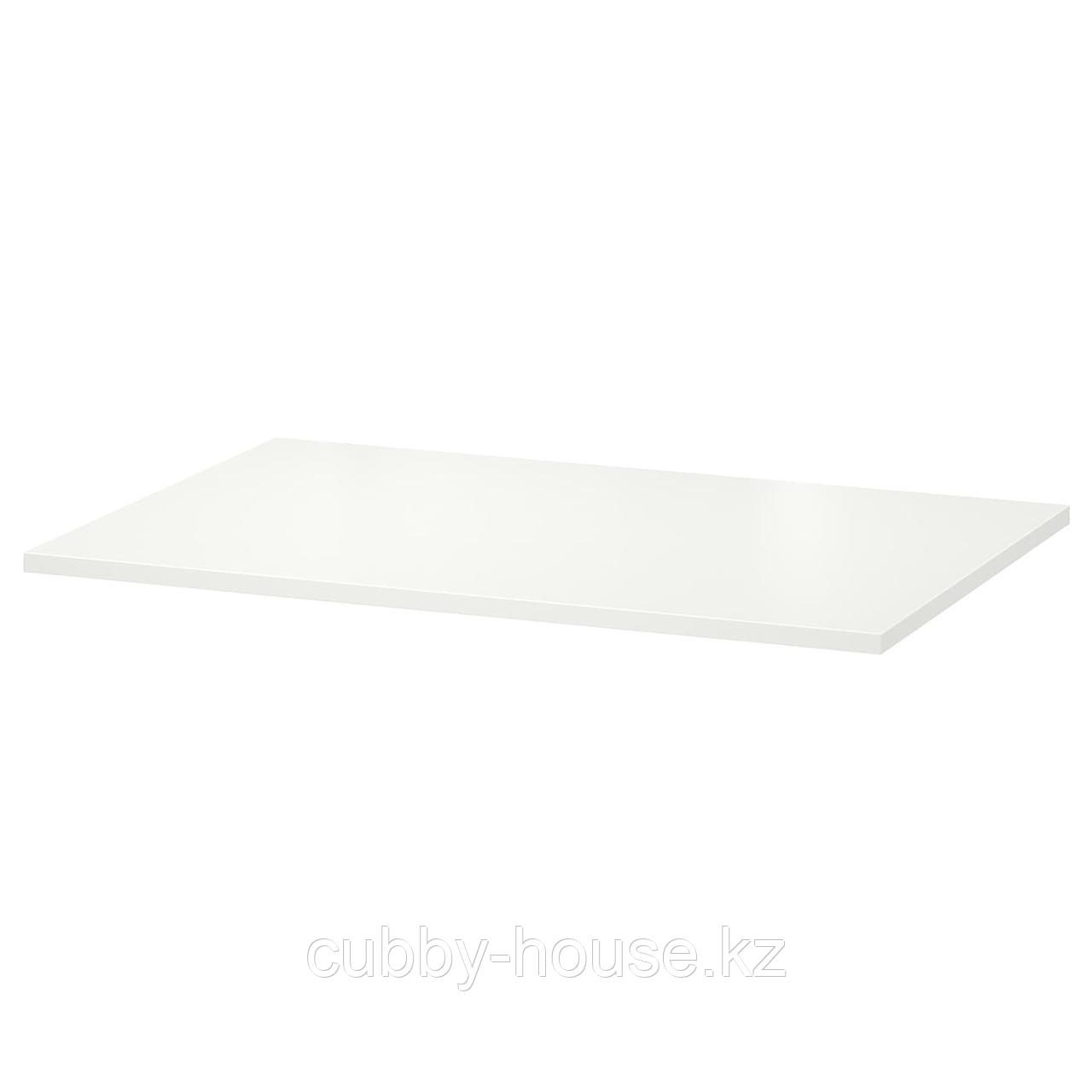 СПИЛДРА Верхняя панель модуля д/хранения, белый, 60x55 см