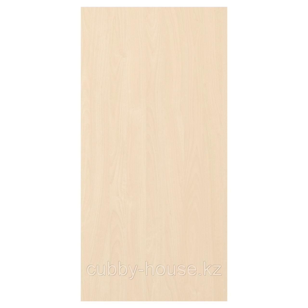 СКРОВА Дверь, береза, 60x60 см
