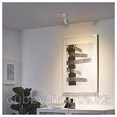НИМОНЕ Потолочный софит, 1 лампа, белый, фото 2