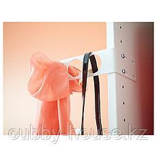 КОМПЛИМЕНТ Вешалка для плечиков, белый, 17x5 см, фото 3