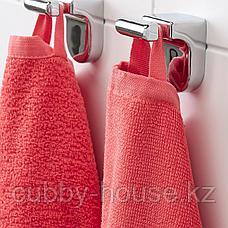 ВОГШЁН Банное полотенце, светло-красный, 70x140 см, фото 3